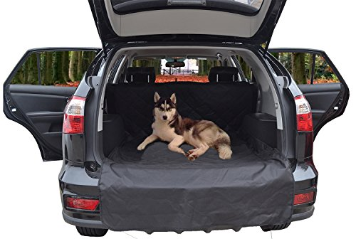 Alfheim Dog Car Seat Cover Nonslip Rubber Backing With